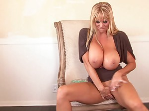 Kelly Madison is a mature woman in need be proper of a bunch be proper of sex toy