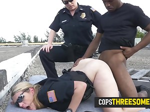 Mistreat gets his dick sucked on rooftop