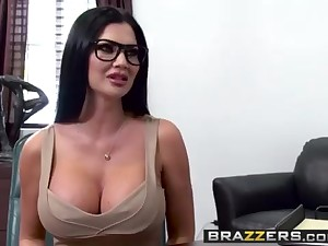 Giant Orbs within reach Work -  Quid Professional Respire episode starring Jasmine Jae  Keiran Lee