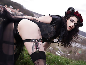 Lydia Black: DAP Gangbang Devil!