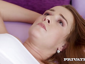 Private.com Rubicund Fondling & Veronica Leal Fucked In Every Hole