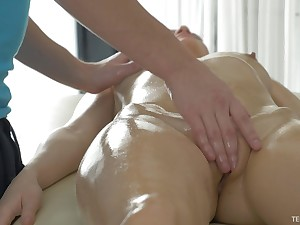 Bailey given superb rub-down then smashed hardcore