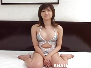 Mai Yamasaki works cock like a porn - More at hotajp.com