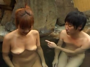 Sexy Asian milf fucked in the biggest