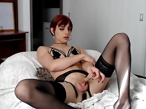 YOUNGER BROTHER IS A SISSYBOY AND WILL SWALLOW IF YOU SUCK HER DICK