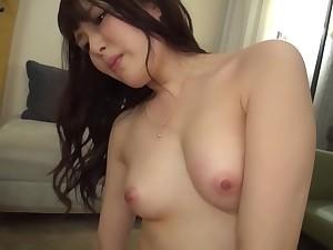Slim brunette comes less her boyfriend less get quick orgasm