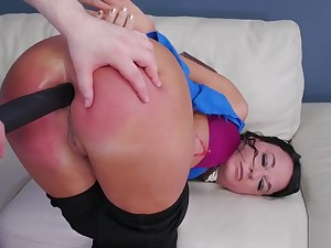 Woman poop shortly fucking anal and big ass pounded hard Lady-love my ass, pound