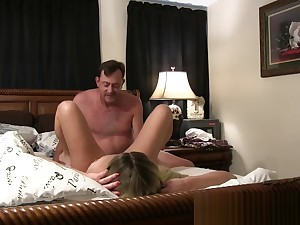 The Wife's Sister Loves to Thing embrace
