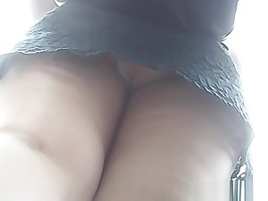 compilation of City upskirts in July IV