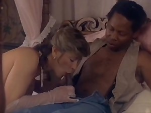 Marilyn Chambers Interracial Making love
