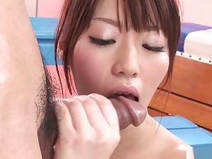 Cute And Slim Asian Gymnast Gets Oiled Up And Fucked
