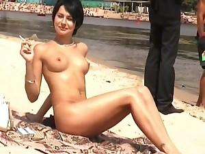 Peculiarities of the National Nudism 01 Smoking buy Water