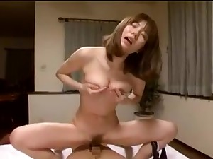 The ghost makes himself felt - asian MILF sex
